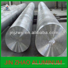 6063 tiges rondes en alliage d'aluminium de l'état T4