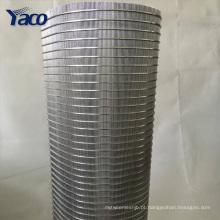 Tela de fio da cunha do cilindro de aço 304Stainless para as águas residuais que selecionam o entalhe de 0.25mm 0.5mm 1mm