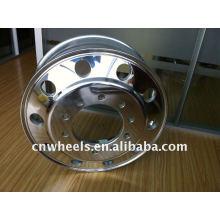 Aluminium-Leichtmetallrad 22.5 * 11.75