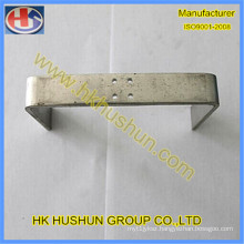 Supply OEM Sheet Metal Parts with Zinc Plating (HS-SM-0015)