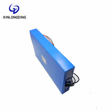 XLD Lithium ion battery pack 12v 24v 36v 48v 60v 72v electric scooter li ion 36v battery