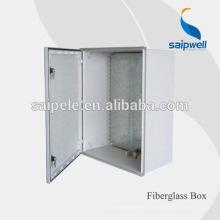 Boîtier de protection en polyester fibre de verre IP66 SMC résistant aux intempéries