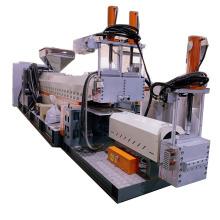Granules faisant la machine de recyclage de plastique de déchets de machine