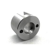 Fazer à máquina de alumínio do CNC da precisão da liga do aço carbono