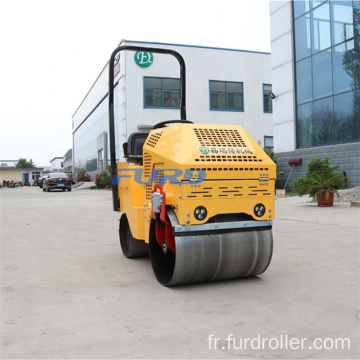 Low Price Good Quality 800kg Driving Soil Compactor Roller