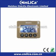 Écran LCD réveil numérique programmable