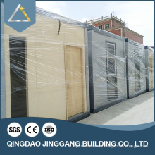 Factory price CE Certificated easy installation container house