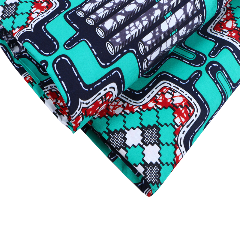 african wax prints fabric 100% cotton