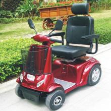 Chariot de mobilité pliant électrique de batterie 800W pour handicapés (DL24800-3)