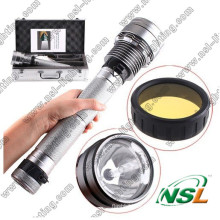 Linterna HID 24W / 35W / 50W / 65W / 75W / 85W con batería recargable (NSL-85W)