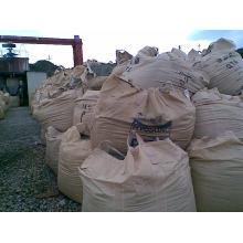 FIBC Bulk Bag para el carbón Tar Pitch Lumps