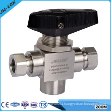 Speedy Trunnion Mounted Ball Valve for natural gas