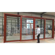 New product ideas 2018 main door designs exterior door aluminum lift sliding door from China supplier