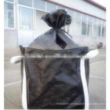 Saco Jumbo Branco / Preto para Carvão Ativado