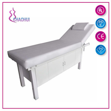 table de massage portable noire