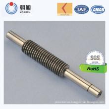 Eje de menor precio Rod del precio de fábrica de China para los recambios del generador