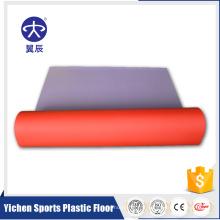 Chine Exportateur Sport Handball Court Revêtement de plancher