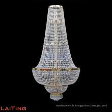 Perles carrées chaîne lustre en cristal haut de gamme 71147