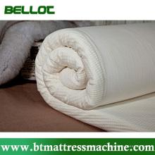 OEM Schlafzimmermöbel gerollt Memory Foam Matratzenauflage