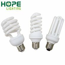 Lampe fluorescente compacte approuvée CE / RoHS