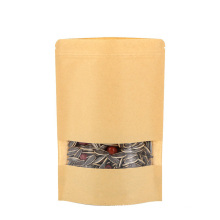 New products kraft paper bag paper kraft bag kraft stand up pouch