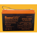 HOT SALE 100AH ​​GEL BATTERIE