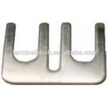 BJ-100A02 2 Pin Kabelklemmenblock Elektronischer Overall Jumper