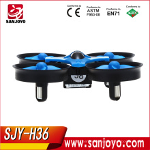 Newest JJRC H36 Mini Drone 6 axis RC Micro Quadcopter With Headless Mode One Key Return Helicopter Christmas Drone SJY-H36