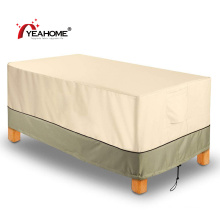 Patio Table Furniture Cover Durable Waterproof Windproof Outdoor Table Cloth