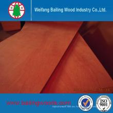 E1 Glue Quality Commercial Contrachapado Uso para muebles