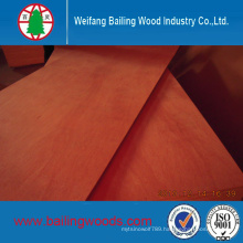 E1 Glue Quality Commercial Plywood Use for Furniture