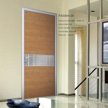 Classic Design Wooden Aluminum Frames School Door Designs