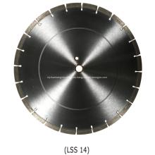 Disco de diamante segmentado de uso general Lightning
