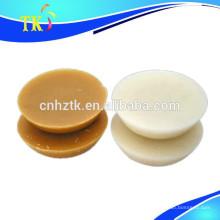 Cera de abelha branca e amarela natural de 100% usada em cosmético, alimento, medicina