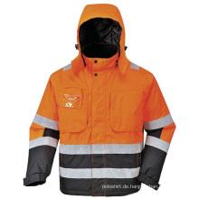 Sicherheit Polar Fleece Jacke Sweatshirt