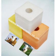 Additif minéral d'alimentation de catégorie d'alimentation de coup de bloc de bloc de léchage de bloc