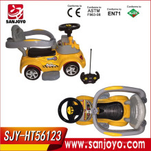 Multi-function Toy Car Children Outdoor Ride On Excavator car baby Toy Car HT-56123