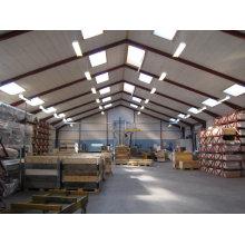 Entrepôt de stockage préfabriqué en acier (KXD-SSW1244)
