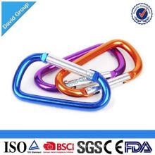 Certified Top Supplier Wholesale Custom Bulk Carabiner Clips