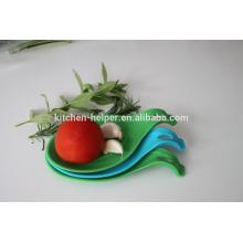 Vajilla de silicona para utensilios de cocina al por mayor