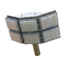 LED Straßenlaterne Solar Panel Straßenlaterne