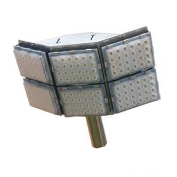 Светодиодные уличные фонари на солнечных батареях