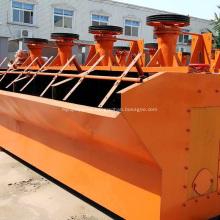 Máquinas de flotación de procesamiento de mineral de cobre