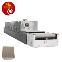 Microwave Sintering And Shaping Equipment For Honeycomb  Ceramics