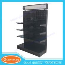 perspex lays pop metal display stand to display cosmetic
