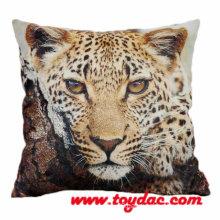 Stuffed Digital Tiger Animal Cushion