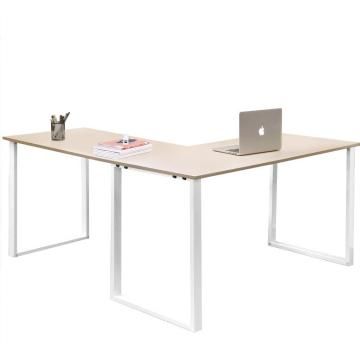 Table d'ordinateur de bureau moderne en métal