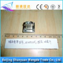 China Hardware Fabricantes OEM alta qualidade Móveis Gabinete Handle com Material de alumínio