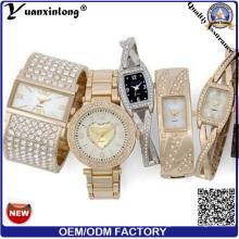 Yxl-267 Brand New Mode Femmes Robe Montre-Bracelet Montre En Gros Moins Cher Casual Montre Dames Vogue Wrist Watch Lady