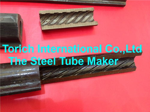 Seamless Inside Rifle Steel Tubes